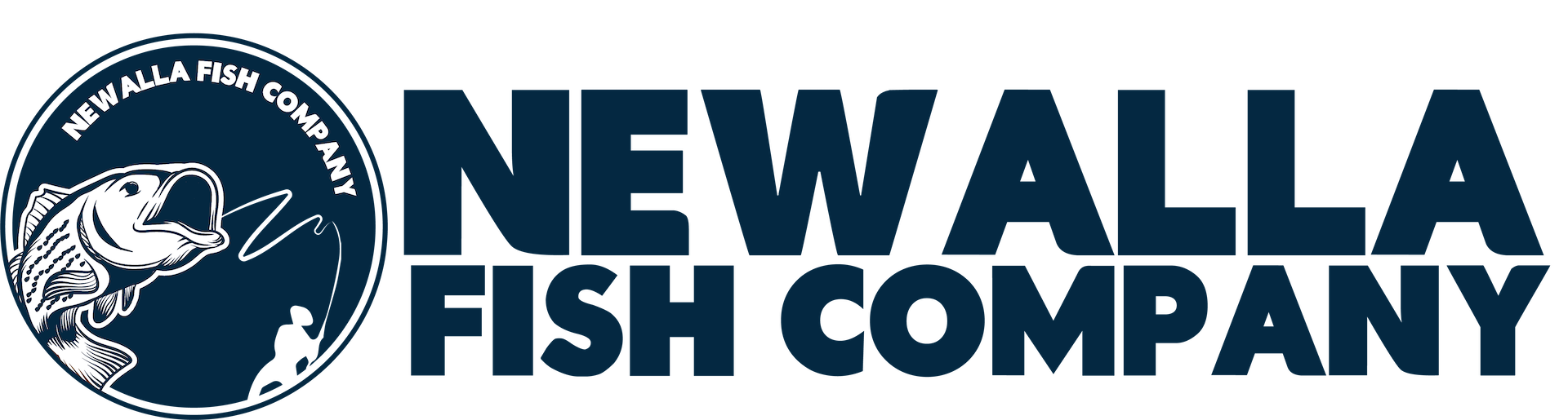 newalla fish company logo